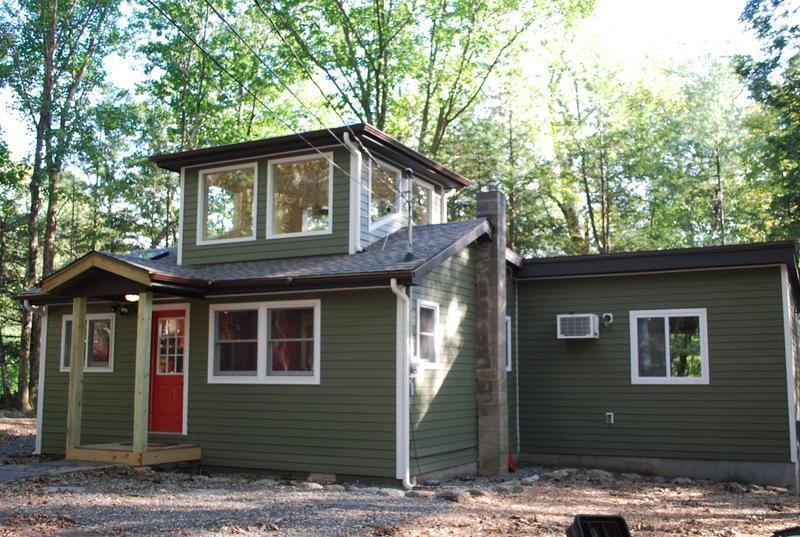 Luxury Secluded Cabin on 6 Private Acres - Image 1 - Woodstock - rentals