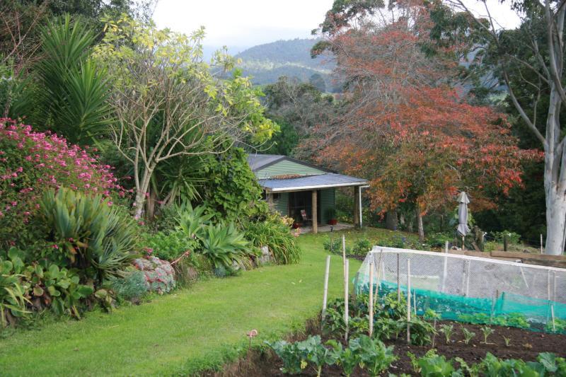 garden cottage - Rangihau Ranch self-catering farm stay cottage - Coromandel - rentals