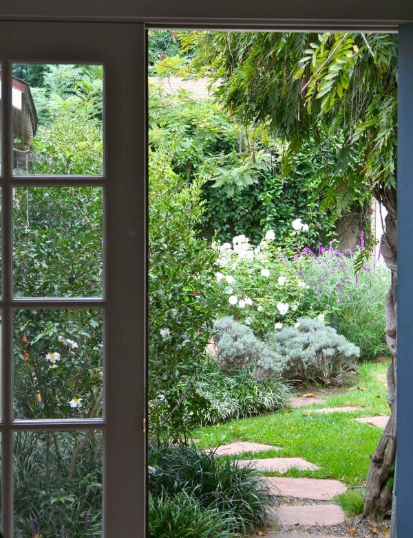 View of your Secret Garden Hideaway - Secret Garden Hideaway, Grad week special! - Santa Barbara - rentals