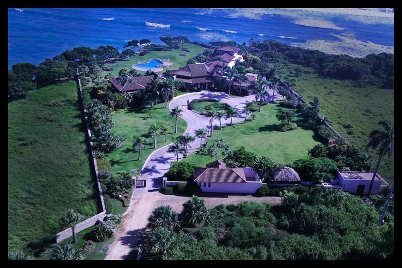 Aerial View of Cantamar - Cantamar Villa - Cabrera - rentals