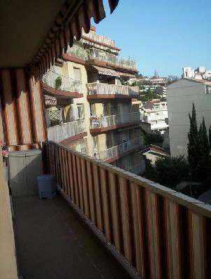 Large terrace - Beautiful Menton Apartment, Sleeps up to 4 People - Menton - rentals