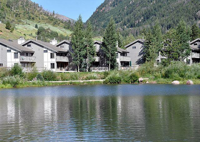 Gore Creek Meadows Complex - GCM #A30: Gorgeous Platinum Rated 3 Bedroom Condo - Vail - rentals