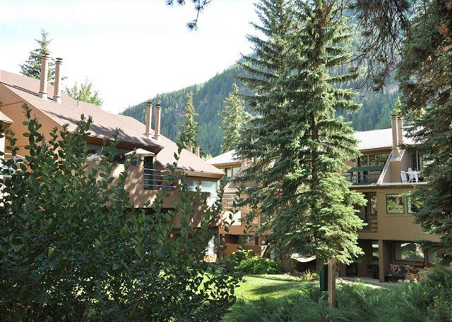 Pitkin Creek Building 5 - High end studio in Pitkin Creek on Free Vail bus shuttle - Vail - rentals