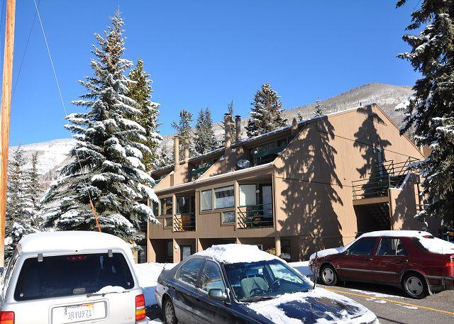 Pitkin Creek Building 5 - Cozy one bedroom condo in east Vail on free town of Vail bus shuttle - Vail - rentals