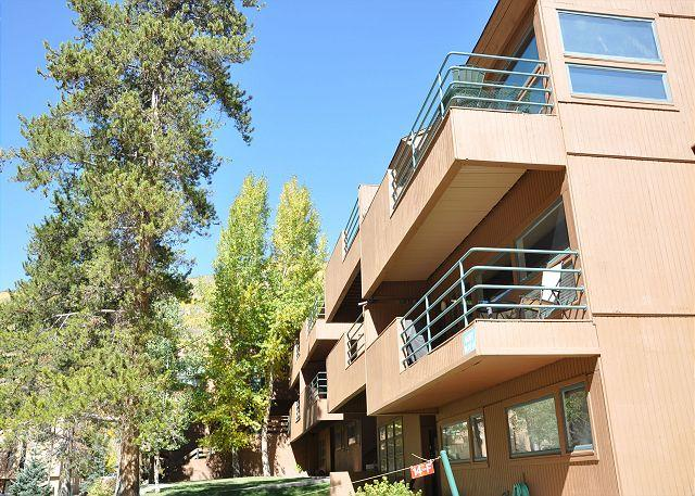 Pitkin Creek Building 12 - Modern two bedroom condo on Vail free bus shuttle - Vail - rentals