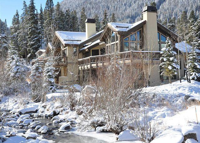 Exterior of 5166 Black Gore Lane - 5166 Black Gore Lane - Luxury 4 bedroom home in East Vail - Vail - rentals