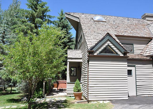 Exterior of 4879 Meadow Drive - 4879 Meadow Drive - Home in East Vail - Vail - rentals