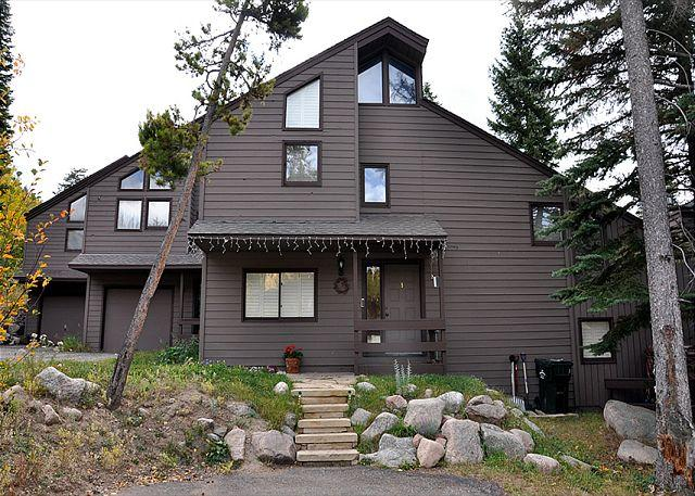 Exterior of #5 - Townhome in East Vail - Immaculate in every way - Vail - rentals