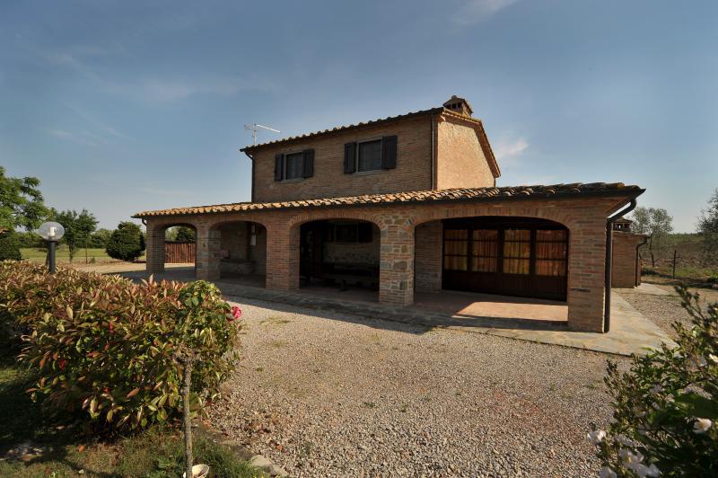 Farmhouse for Rent near Cortona - Casale La Pietra - Image 1 - Terontola - rentals