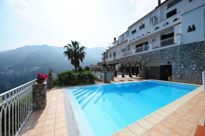 Amalfi Coast Villa - Sea Views - Villa Torreggianti - Image 1 - Scala - rentals