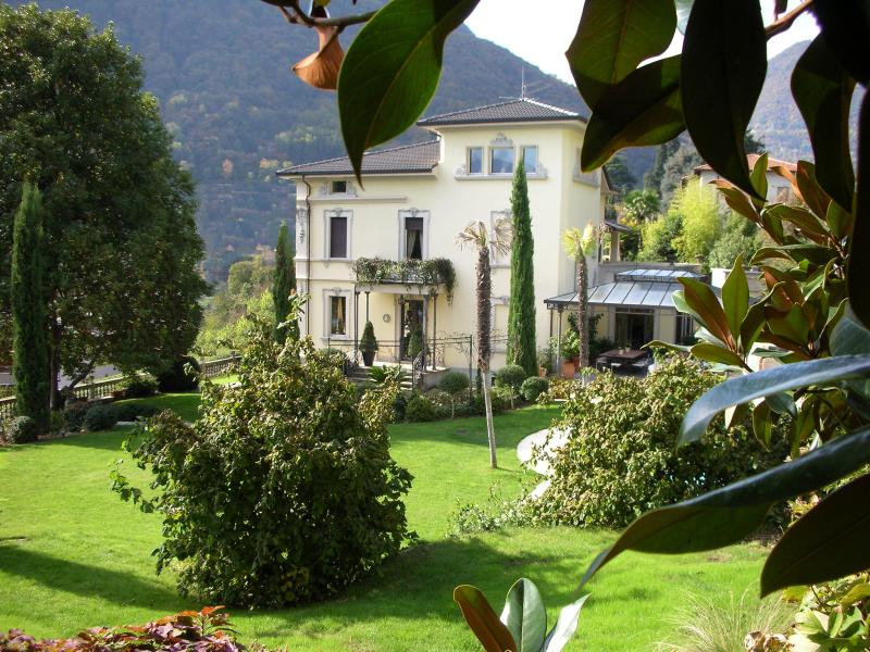 Luxury Villa with Pool Near Lake Como and Walking Distance to Town - Villa San Rocco - Image 1 - Dizzasco - rentals