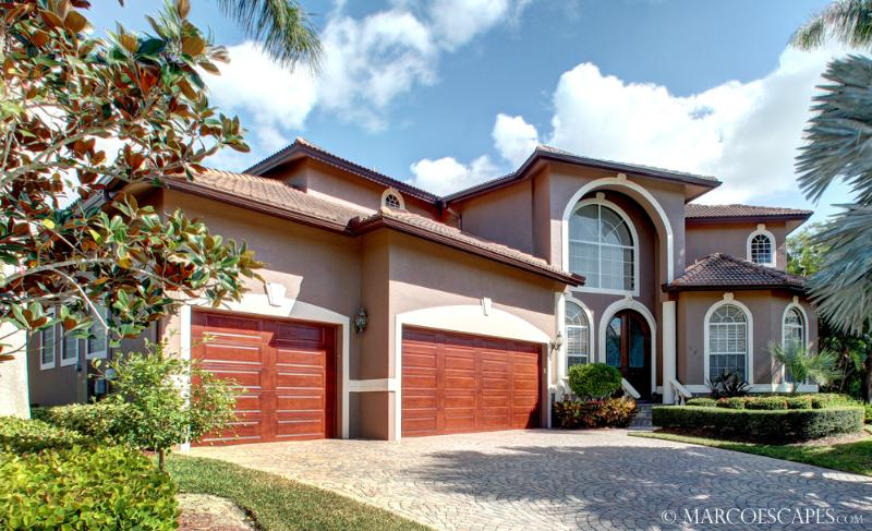 GERANIUM - Upscale Waterfront Island Estate Fit for a King ... - Image 1 - Marco Island - rentals
