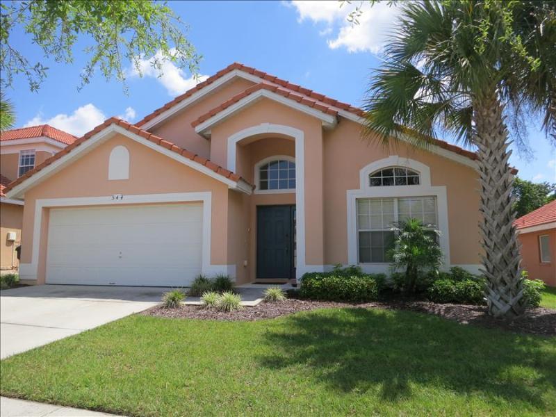 AR-Palm Villa - Image 1 - Davenport - rentals