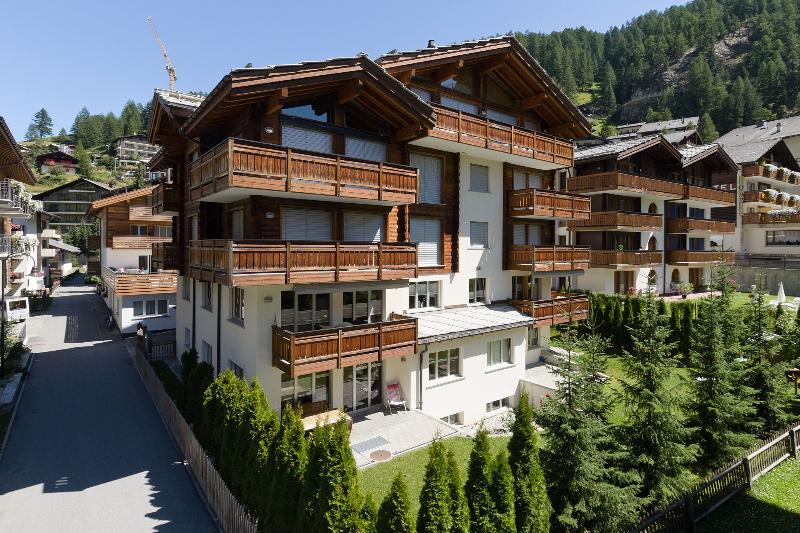 house - Casa Della Luce 4 1/2 Room Apartment - Zermatt - rentals