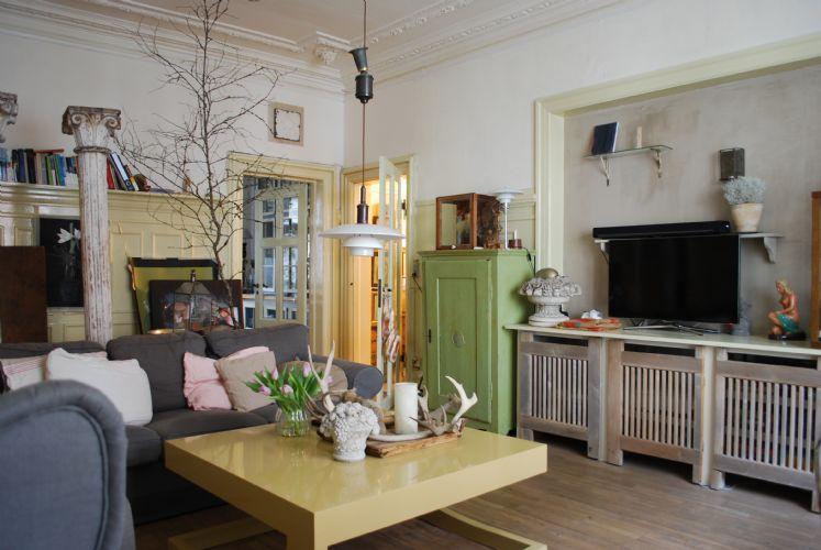 Rosenvaengets Allé Apartment - Beautiful and large Copenhagen apartment at Oesterbro - Copenhagen - rentals