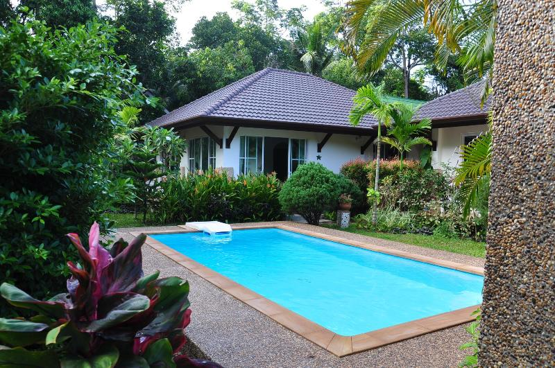 swimming pool - Cosy cottage with swimming pool in Andaman Sea - Ko Lanta - rentals