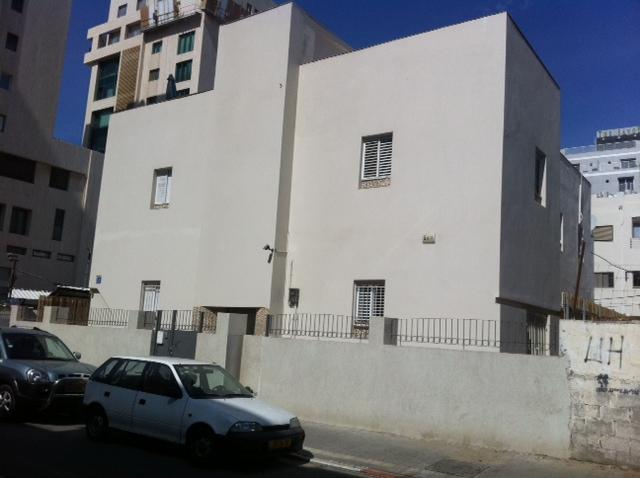 Beach apartment - renovated & secured building - Image 1 - Jaffa - rentals