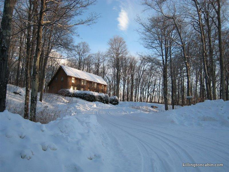 Welcome to The Cabin at Killington - a great place for your ski vacation! - The Cabin at Killington: Left Unit - Killington - rentals