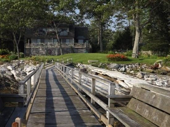 View of Spruce Point Estate - SPRUCE POINT ESTATE | KAYAKING, BOATING, BIKING AND MORE! | SUNNY & BEAUTIFUL | ACTIVE & SERENE | OCEAN-FRONT - Boothbay - rentals
