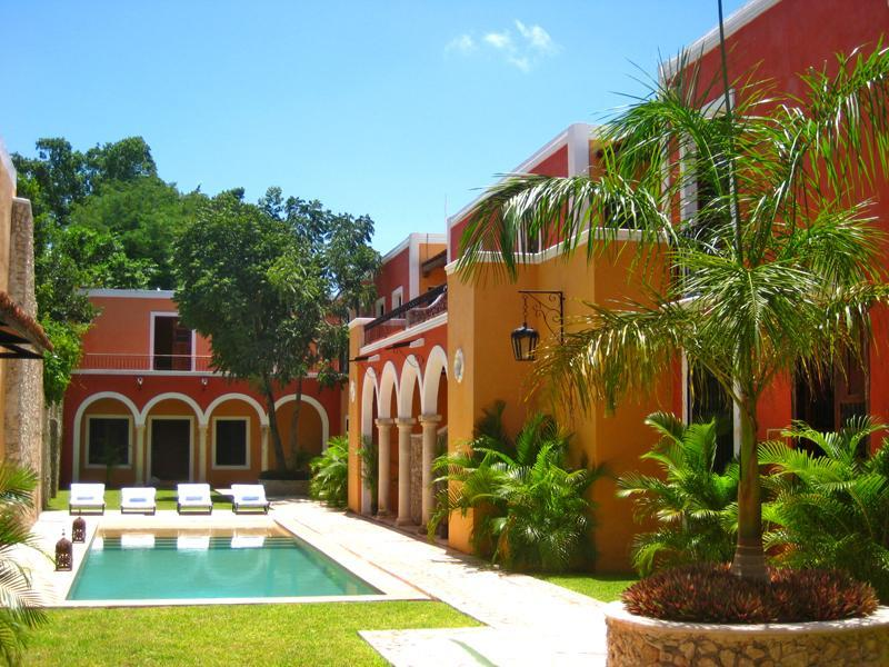 Colonial House in the Historic Center of Merida - Image 1 - Merida - rentals