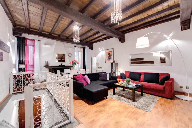 Vintage Apartment in the heart of Rome - Image 1 - Rome - rentals