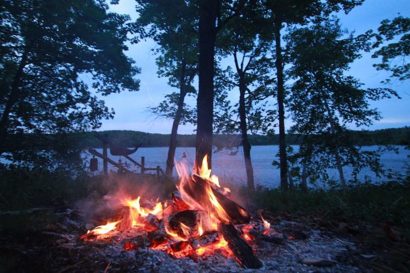 Perfect and Charming Cabin on Beautiful Lake - Image 1 - Hayward - rentals