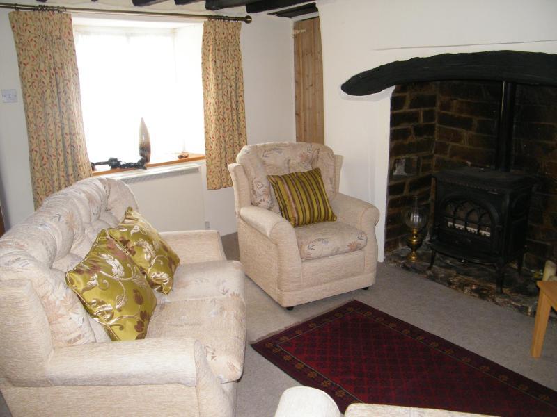 Lounge - Corner Cottage - Bude - rentals