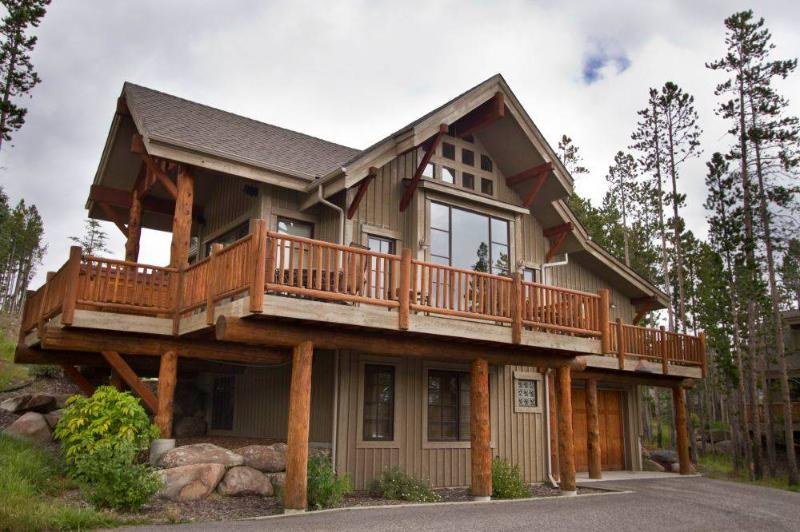 Moonlight Mountain House 59 - Image 1 - Big Sky - rentals