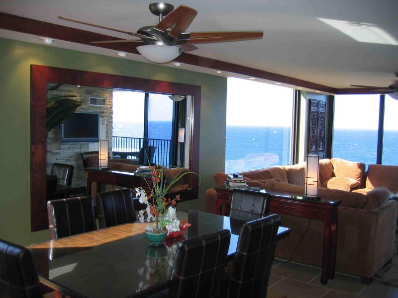 Dining Room - Magnificent 2 Bedroom Suite 1019.   See Hd Videos - Ka'anapali - rentals