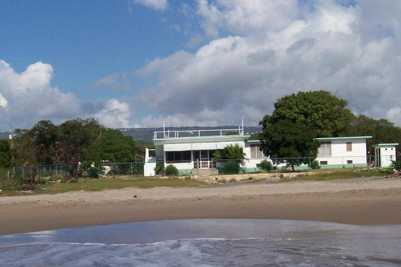 View of villa from beach - Pelican's Reach - Jamaica - rentals