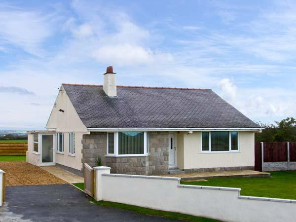 BRYN AWEL, pet friendly, country holiday cottage, with a garden in Church Bay, Ref 10833 - Image 1 - Church Bay - rentals