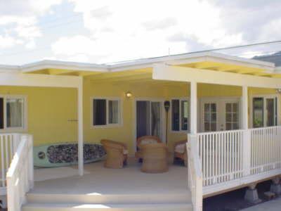 The Yellow House, Waialua - Image 1 - Waialua - rentals