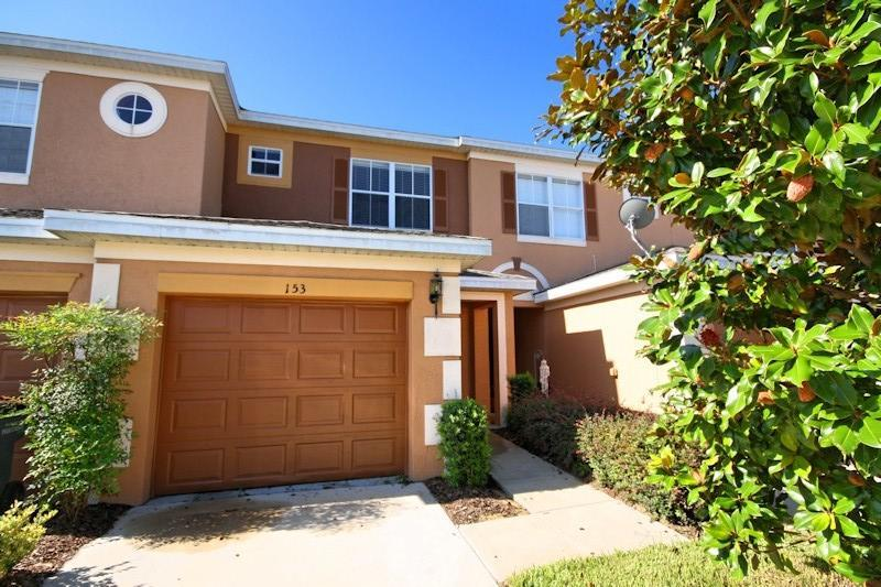 Front of Home - Townhome at Legacy Park - Communal Pool (153-LEG) - Davenport - rentals