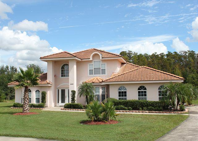 Outstanding Kissimmee vacation home with pool & Spa, off Poinciana Blvd - Image 1 - Kissimmee - rentals