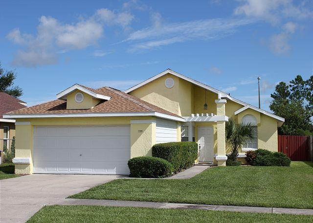Great vacation home near Disney, private pool, flat screen TV and free Wi-Fi - Image 1 - Kissimmee - rentals