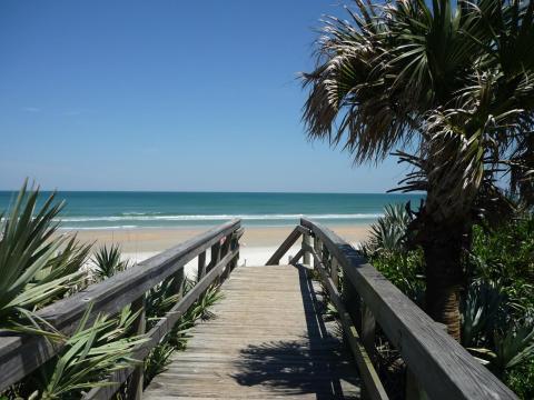 Award Winner ! / Beautiful 3/2 Condo - Image 1 - New Smyrna Beach - rentals