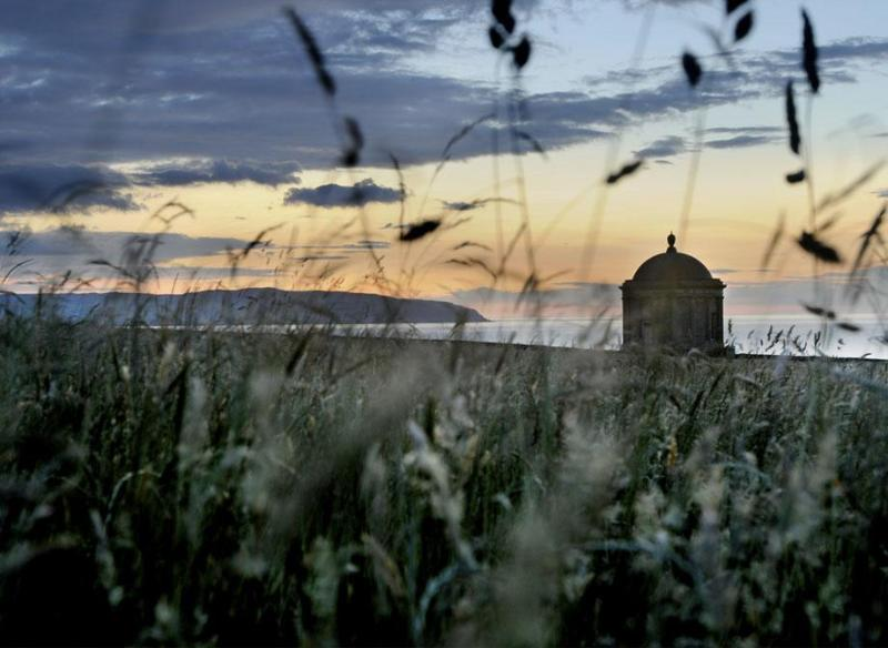 Mussenden Temple, Castlerock - Railway Cottage - Castlerock - rentals