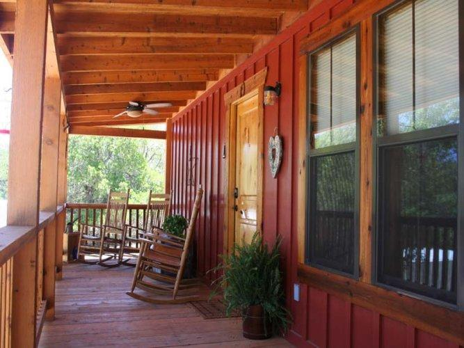 Alamo Springs:The Barn - Image 1 - Fredericksburg - rentals