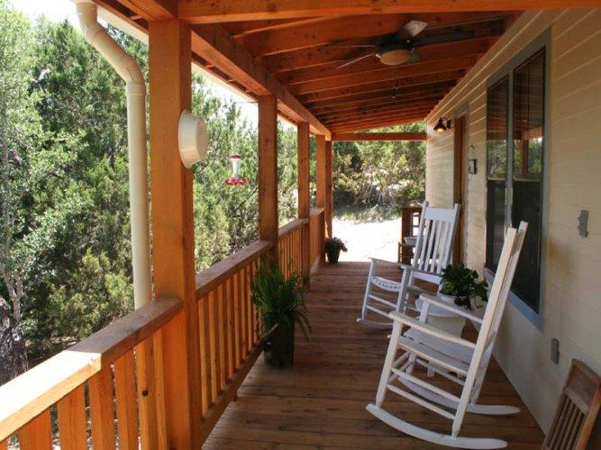 Alamo Springs: The Country Cabin - Image 1 - Fredericksburg - rentals