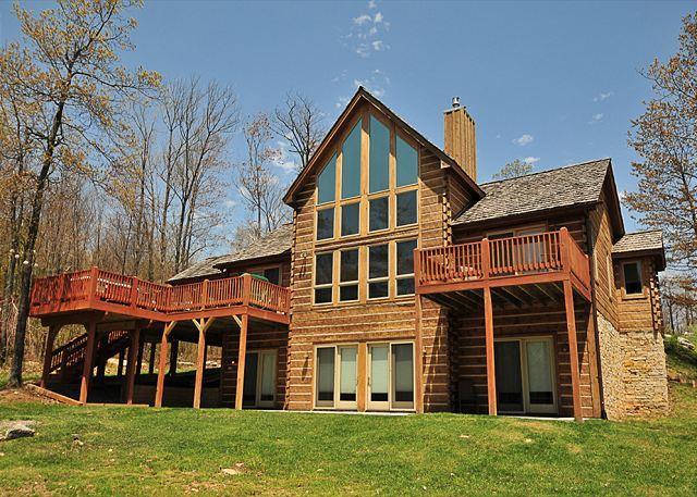 Exterior - High-Skis' Villa - McHenry - rentals