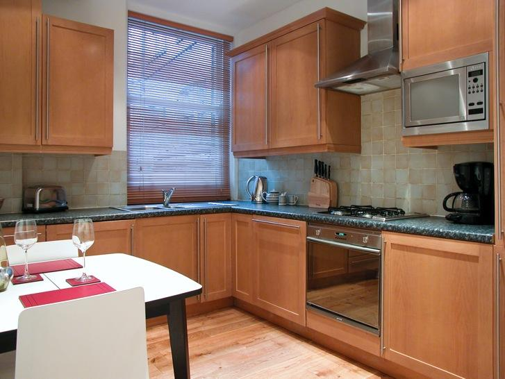 Well Equipped Kitchen - USD! 1 Bed1 Bath in Covent Garden (1-17) - London - rentals