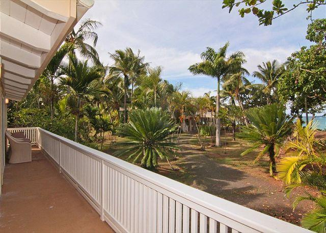 Lanai - 1bdr /1 bath cottage, in lush jungle setting and just steps to the ocean! - Anahola - rentals