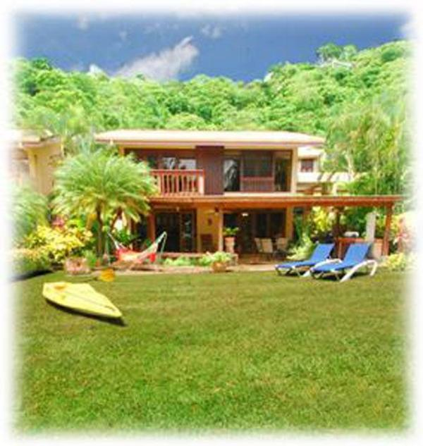 Villa Ginger - Secluded Beachfront Villa. Ocean Views. Sleeps 6-8 - Playa Ocotal - rentals