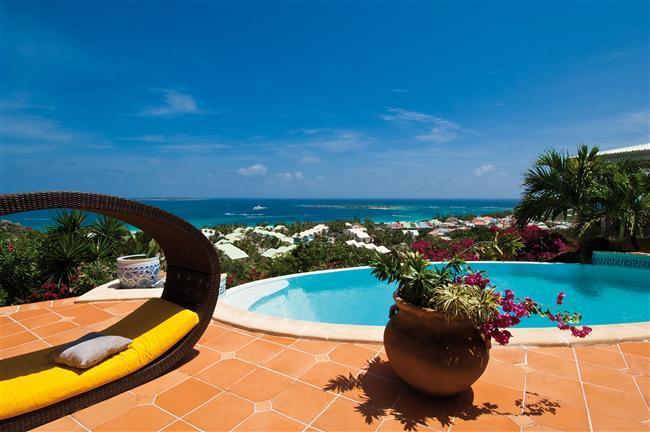 Coccinelle at Orient Bay, Saint Maarten - Ocean View, Gated Community, Pool - Image 1 - Orient Bay - rentals