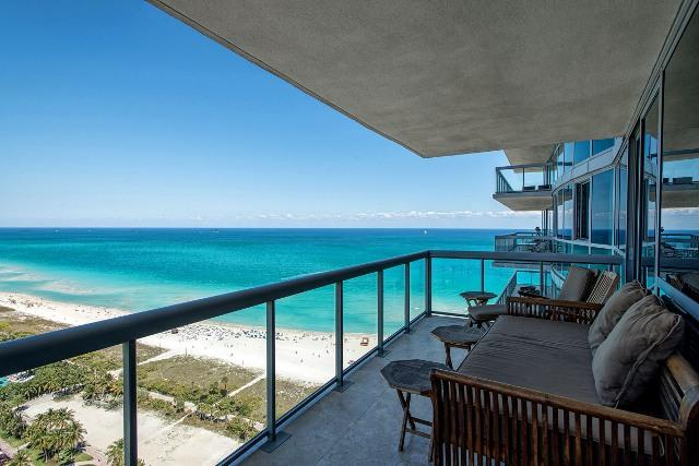 1Bedroom private residence at The Setai - Image 1 - Miami Beach - rentals