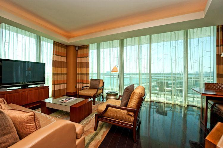 2Bedroom private residence at Ritz Carlton - Image 1 - Miami Beach - rentals