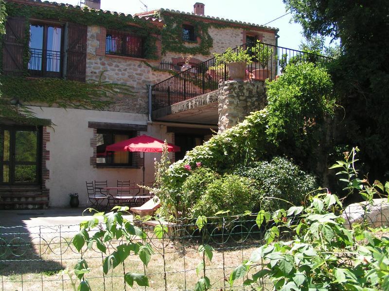 ENTRANCE - Gîte - La Fadrina à Villargeil - Saint-Jean-Pla-de-Corts - rentals