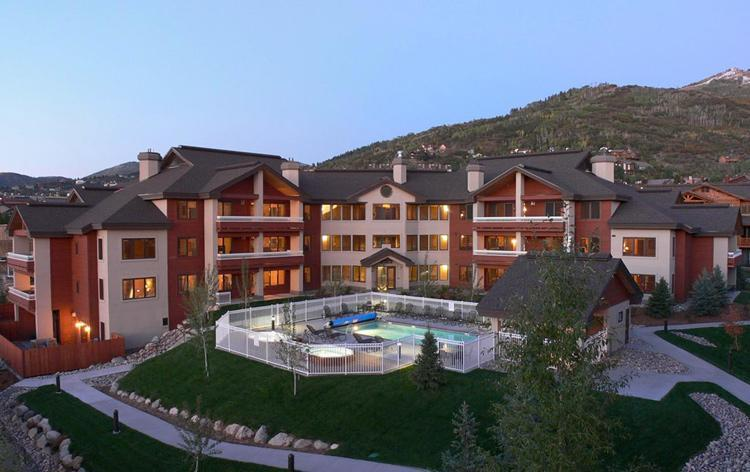 Aspen Lodge at Trappeur's Resort - Aspen Lodge: A/C, Pool, Tennis, Fitness Center - Steamboat Springs - rentals