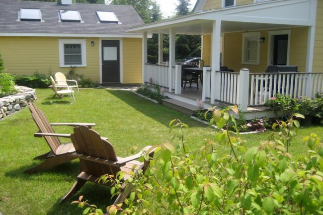The Burrow - Image 1 - Northeast Harbor - rentals