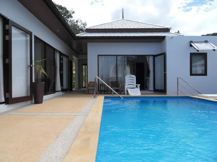 Andaman Villa and Private Pool - Image 1 - Krabi - rentals